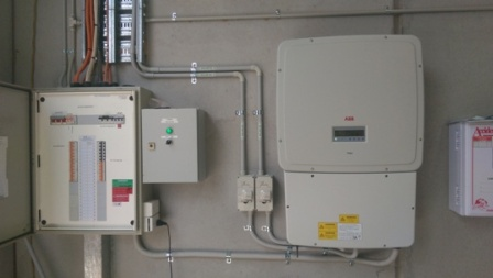 High Quality Workmanship (Inverter & Isolators)