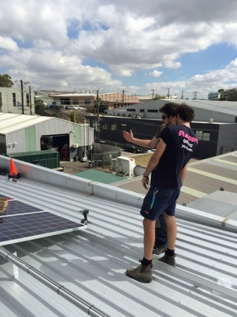 Solar Maintenance Support