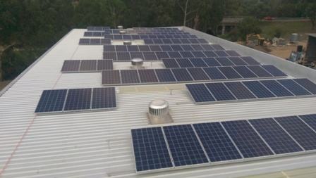 solar maintenance switchboard