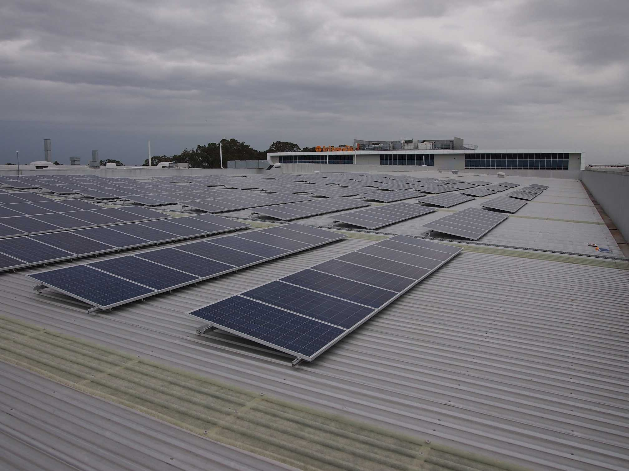 Business solar systems - cash flow positive