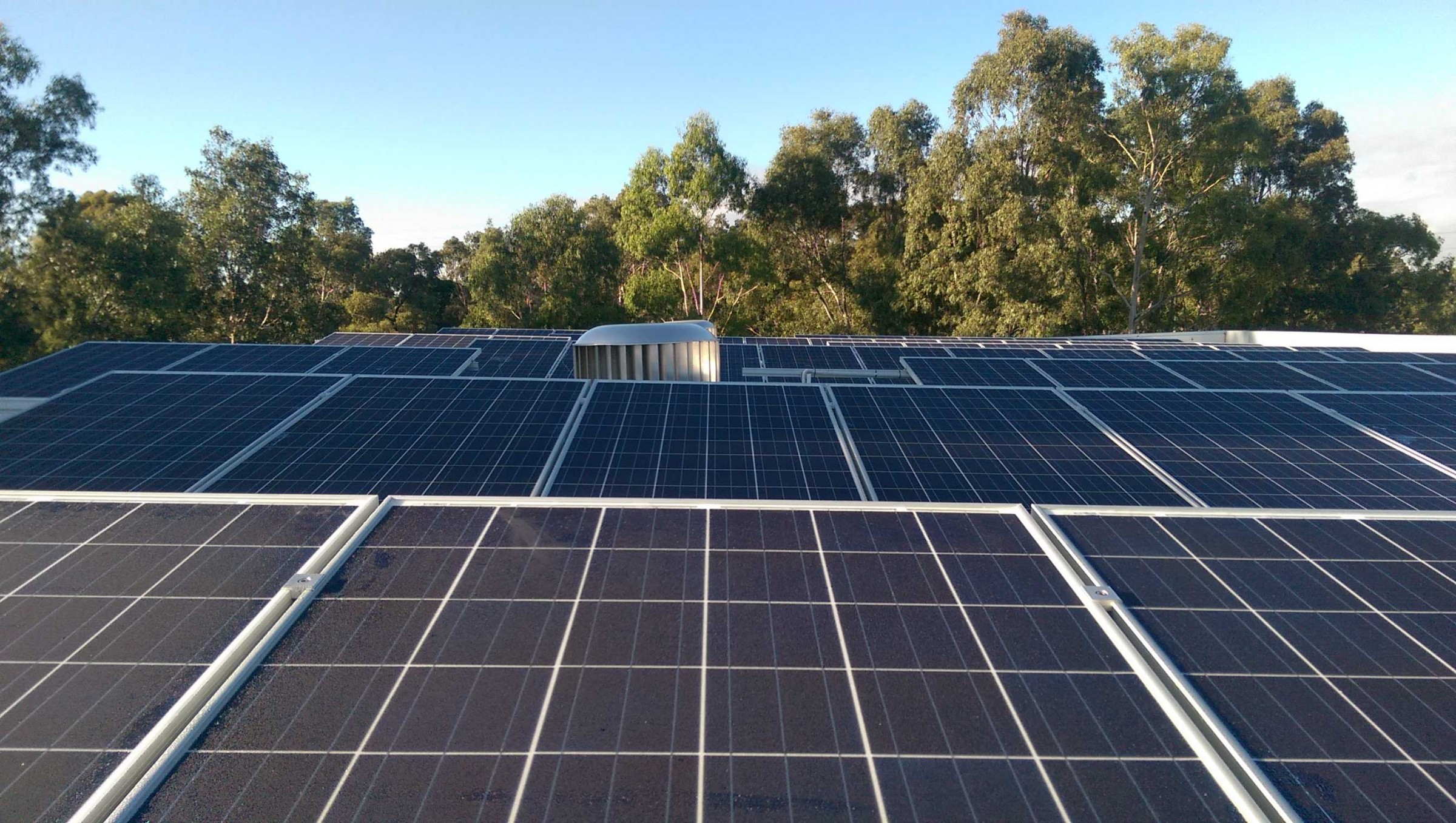 Solar Power Services : Commercial solar prices sustainable construction services