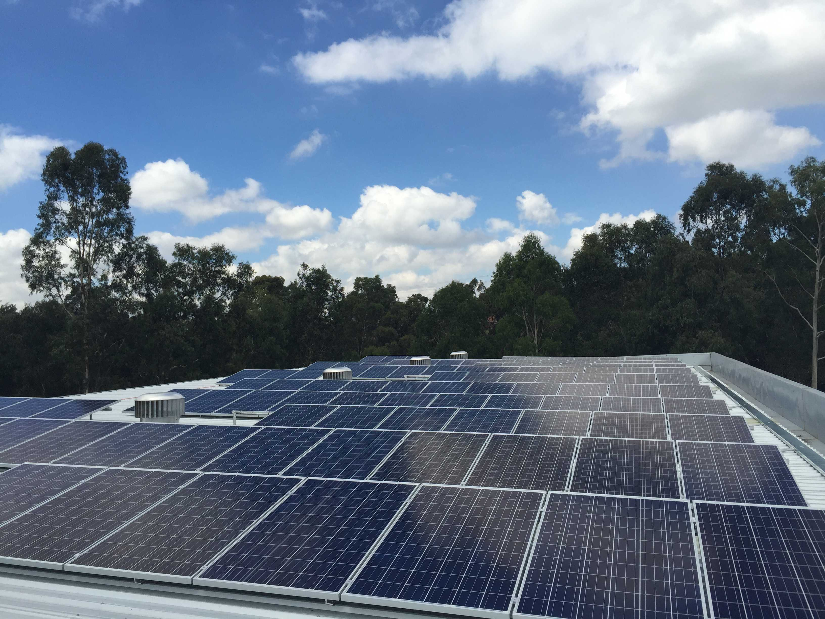 Solar Power Sustainable Construction Services Melbourne